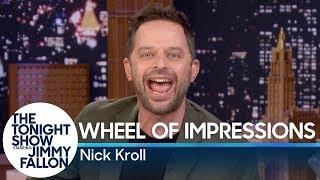 WheelofImpressionswith Nick Kroll