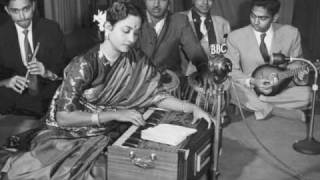 Geeta Dutt : Mohan hamare madhuban mein : Film   - YouTube