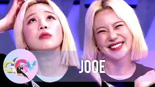 Momoland receives a shocking surprise as Vice Ganda jokingly gets angry at JooE for her relationship history.  Subscribe to the ABS-CBN Entertainment channel! - http://bit.ly/ABS-CBNEntertainment  Watch your favorite Kapamilya shows LIVE! Book your tickets now at http://bit.ly/KTX-GandangGabiVice  Watch the full episodes of Gandang Gabi Vice on TFC.TV   http://bit.ly/GGV-TFCTV and on iWant for Philippine viewers, click:  http://bit.ly/GGV-iWant  Visit our official websites! ang di https://entertainment.abs-cbn.com/tv/shows/ggv/main http://www.push.com.ph  Facebook: http://www.facebook.com/ABSCBNnetwork Twitter: https://twitter.com/ABSCBN  Instagram: http://instagram.com/abscbn  #GandangGabiVice #MomolandOnGGV #GGVonline