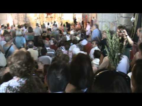 cantagallo virgen del rosario 2012