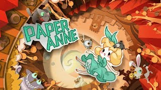 PAPER Anne | Beautiful Fairy Tale Puzzle Game | Android (Gameplay/Walkthrough)