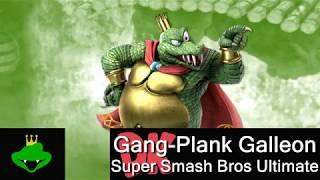 Gang-Plank Galleon [Edited Version V2 W/SFX]- Super Smash Bros Ultimate