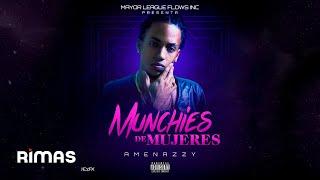 Munchies de Mujeres (Audio) - El Nene La Amenazzy (Video)