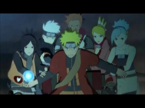 New Naruto Game! Naruto Online Trailer