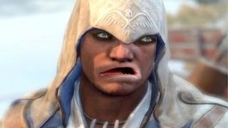 Assassin's Creed 3 Funny Silly Crazy Stuff Part 2