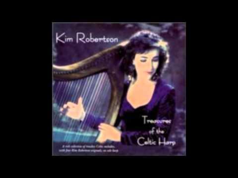 Kim Robertson - Moving Cloud (Track 03) Treasures of the Celtic Harp ALBUM