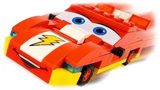 Avto-master Playset Cars Lightning McQueen