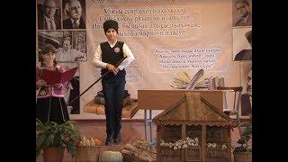 Неделя абхазского языка прошла в Гагрской средней школе №3