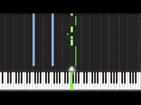 How To Play Guy Sebastian Battle Scars Ft Lupe Piano