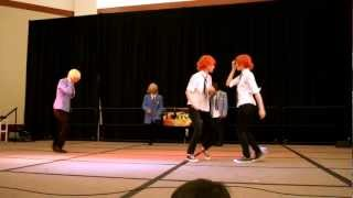 Kawaii Kon 2012 Cosplay Theater Ouran Skit
