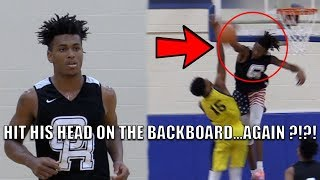 CJ Walker Hit His Head On The Backboard AGAIN!! Niven Glover and Oak Ridge DOWN TO THE WIRE!
