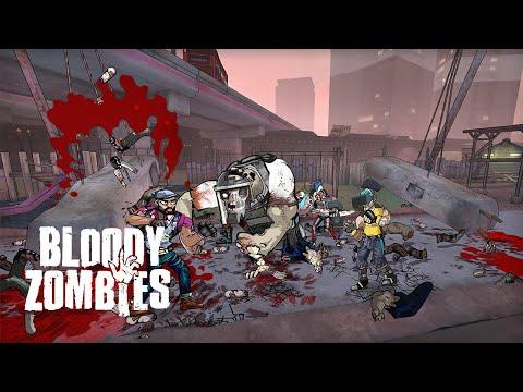 Bloody Zombies - E3 Trailer (2017) thumbnail