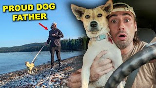 Bret Maverick – Exploring Our New Beautiful Backyard In Canada (Her First Ocean Experience Ever!)
