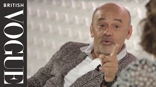 Christian Louboutin At The Vogue Festival 2015 | British Vogue