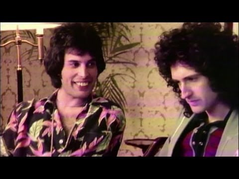 Brian May & Roger Taylor discuss the Jazz album – Queen – Day's Of Our Lives Documentary