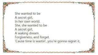 Brad - Secret Girl Lyrics