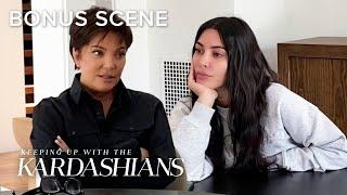Kim Kardashian & Kris Jenner's Plans for the Future | KUWTK Bonus Scene | E!