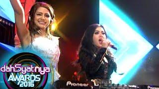 Duo Cantik Syahrini Feat DJ Yasmin 'Seperti Itu' [Dahsyat Awards 2016] [25 Jan 2016]