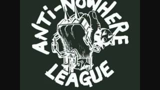 Anti-Nowhere League - Streets Of London.wmv