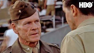 BTS: WWII Hero John Basilone w/ Tom Hanks, Spielberg & More | The Pacific | HBO