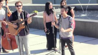 Behind the Scenes - Wildfire Acoustic Version! | Sam Tsui