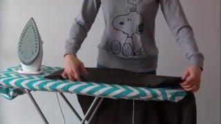 Jak vyžehlit košili