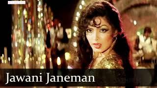 Retro Hits | Jawani Janeman | Namak Halaal | Bappi Lahiri | Parveen Babi | Disco | All We Need