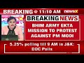 Bhim Army Ekta Mission To Protest Against PM Modi Today | NewsX - Video