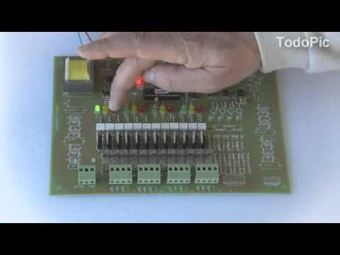 Placa controladora de semaforos   programables 360p