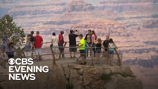 Grand Canyon Tourist Falls To His Death While Taking Photos