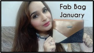 Fab Bag January 2020 | 2 Full Sized Makeup Choice | Unboxing & Review by Ritu Kapoor |