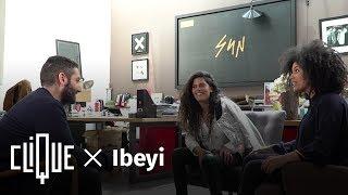 Clique X Ibeyi