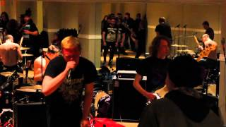 RATS - Bringin' it Down (Judge Cover) LIVE @ The Legion
