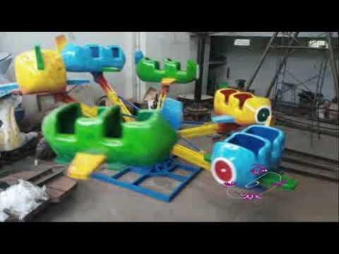 amusement rides big jet