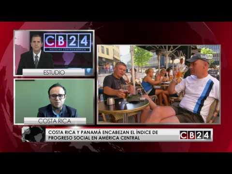 Entrevista: Costa Rica lidera el Índice de Progreso Social en Centroamérica