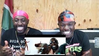Gucci Mane - Big Booty ft. Megan The Stallion | Reaction!!!