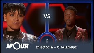RaVaughn Vs Jason: EXTREMELY Close Vote & Diddy Calls For A RECOUNT! | S1E4 | The Four