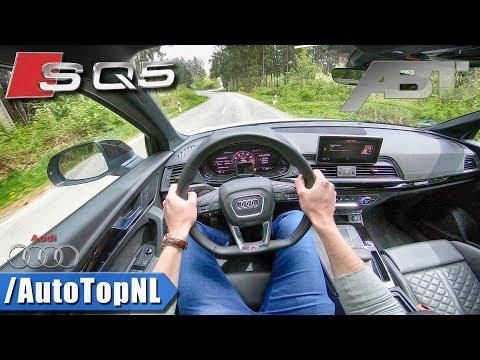 Audi  SQ5 Паркетник класса J - тест-драйв 3