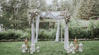 Wedding Decor And Design By Something Borrowed Portland - A Bridal Veil Lakes Wedding