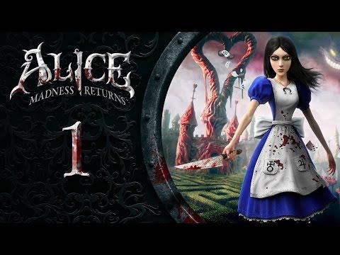 Alice Madness Returns 1 - Wunderland [deutsch] [FullHD]
