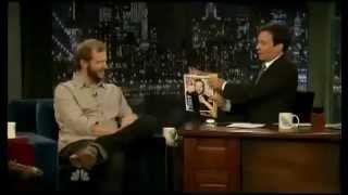 Bon Ivers <b>Justin Vernon</b> Interview On Jimmy Fallon