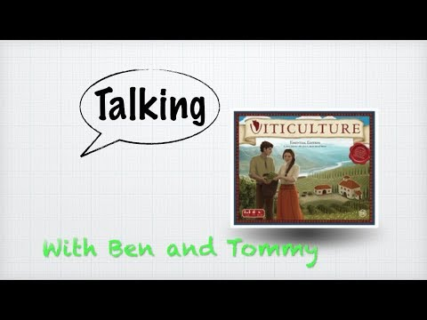 Talking Viticulture