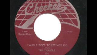 I Was A Fool To Let You Go  -  Teasers