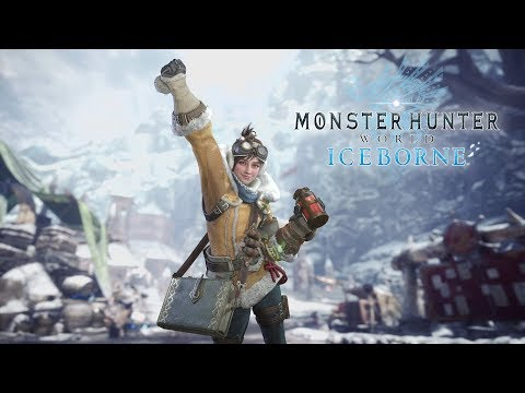 Monster Hunter World: Iceborne - A tour with the Handler thumbnail