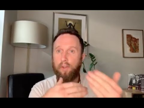 MICHAEL BROOKS LAST LIVE STREAM - More Relevant Now Than Ever