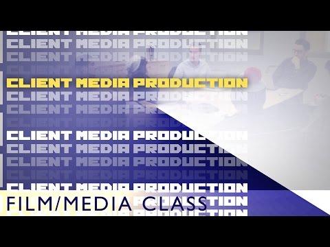 Client Media Production