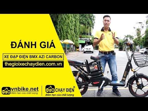 Xe đạp điện Bmx AZI Carbon