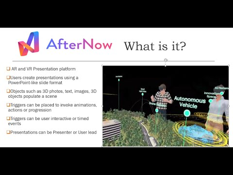 Afternow Prez overview