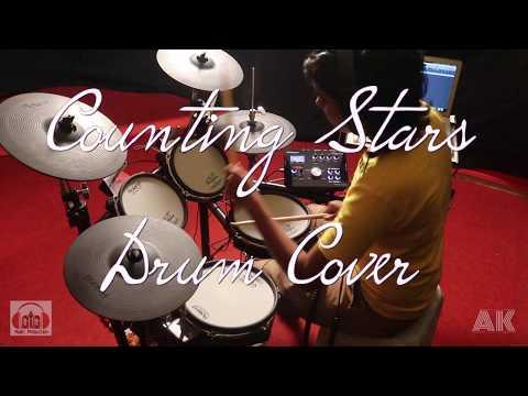 Counting Stars- Drum Cover - OneRepublic -AdinaKumar