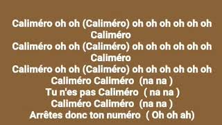 Dadju Ft Vegedream   Calimero Audio + Parole